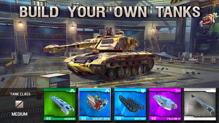 Infinite Tanks screenshot-1