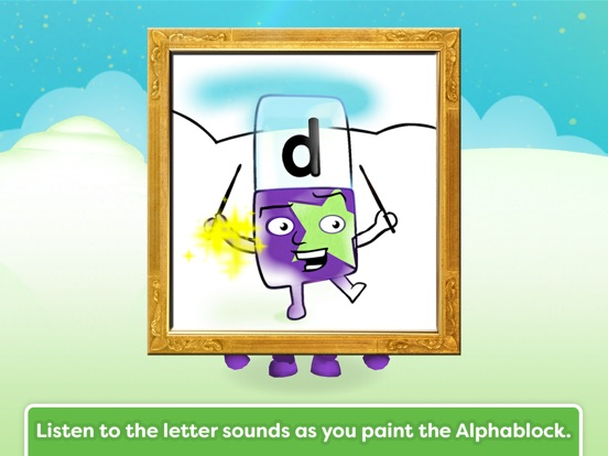 Alphablocks - Letter Fun screenshot #3