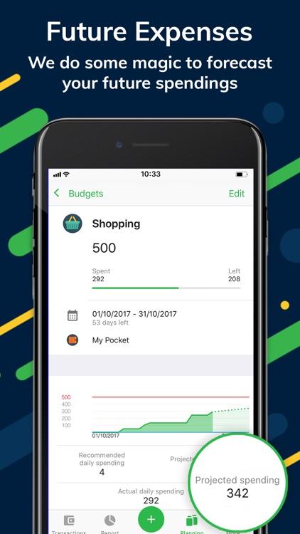 Money Lover +: Expense Tracker screenshot-5