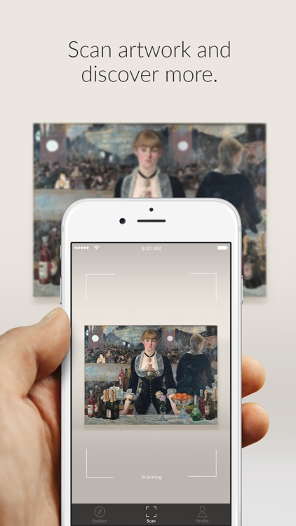 SMARTIFY: Scan & Discover art screenshot-0