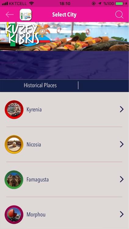 Info North Cyprus screenshot-4