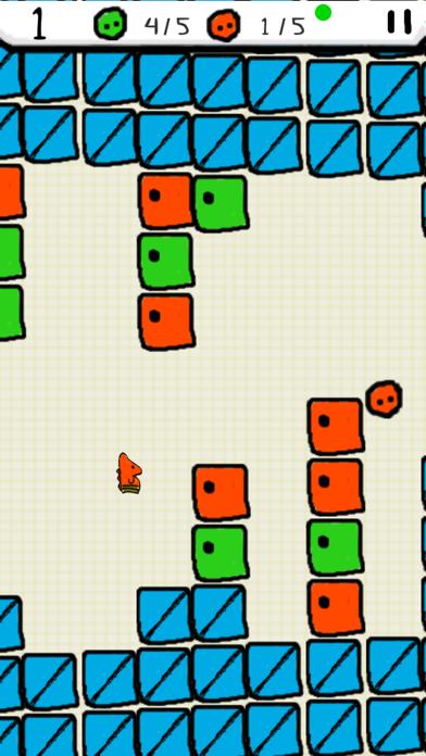 Flappy Chameleon screenshot 3