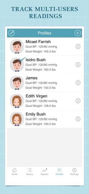 Blood Pressure Companion Pro On The App Store