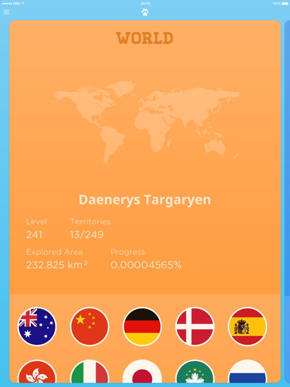 Fog of World Screenshots
