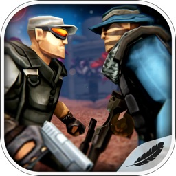 Futuristic Battlegrounds PvP