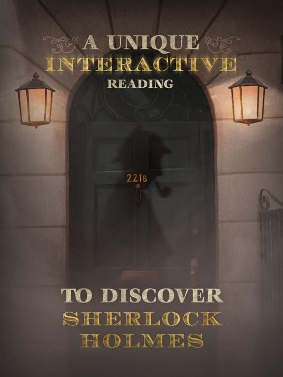 iClassics: Sherlock Holmes screenshot 6
