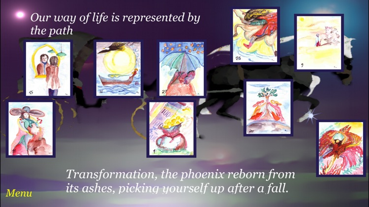 My creative tarot