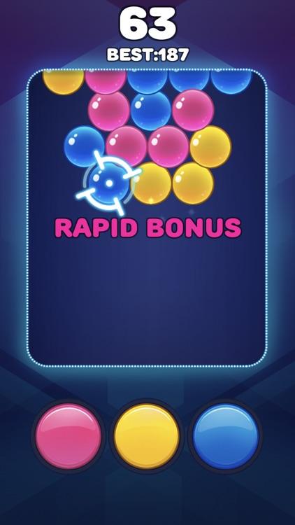 Neon Pops - Tap the Bubbles