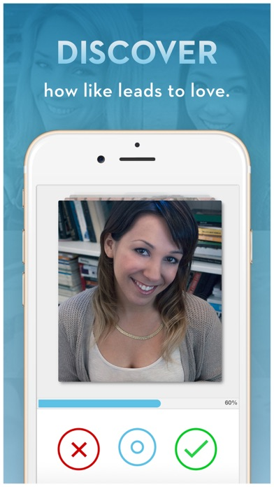 Screenshot of Zoosk - #1 Dating App App