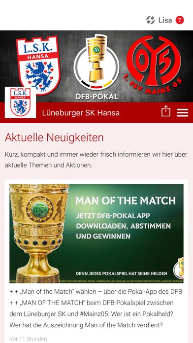 Lüneburger SK Hansa screenshot 1