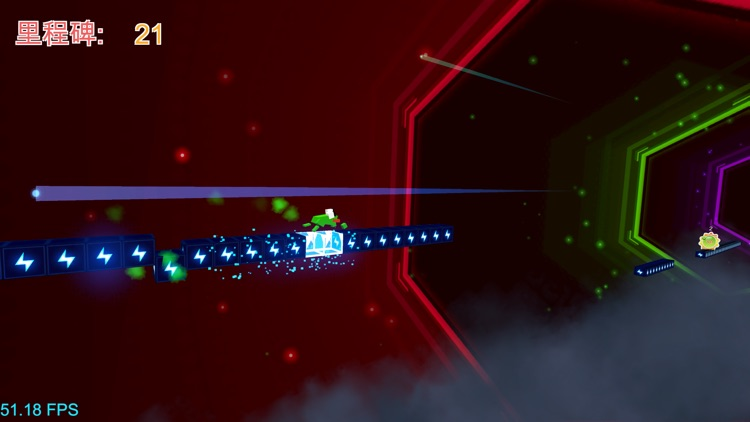 Frog Run-rush Jump On Helix screenshot-4