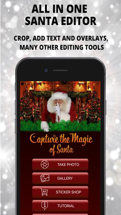 Capture The Magic-Catch Santa