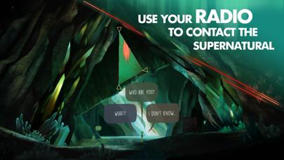 Screenshot from OXENFREE