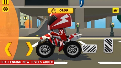 Skill Racing ATV Quad Bike Str screenshot 1