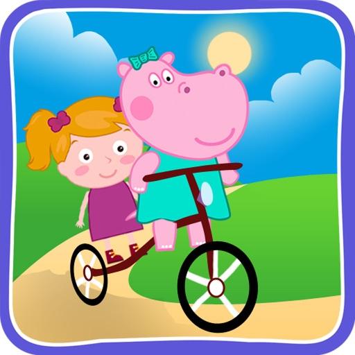 Clara and Hippo