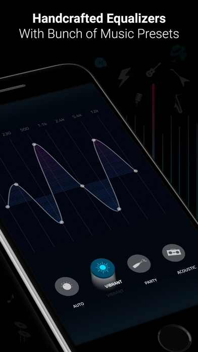Boom: Music Player & Equalizer for Windows