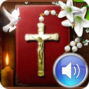 Holy Rosary Audio app review