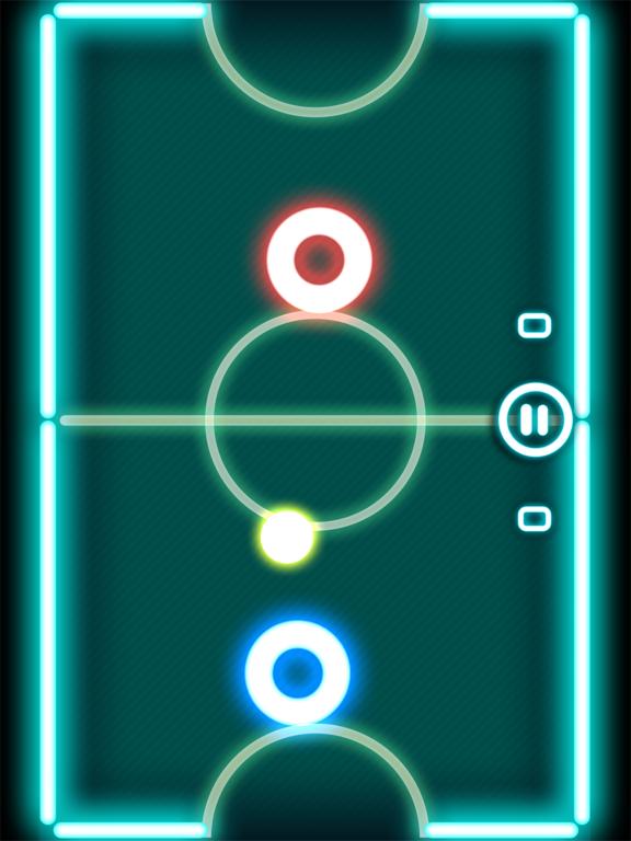 Glow Hockey 2 HDのおすすめ画像8