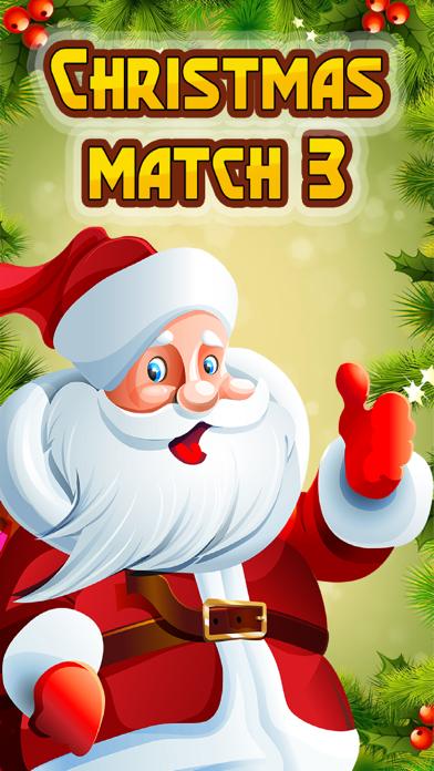 Christmas Match Three screenshot 1