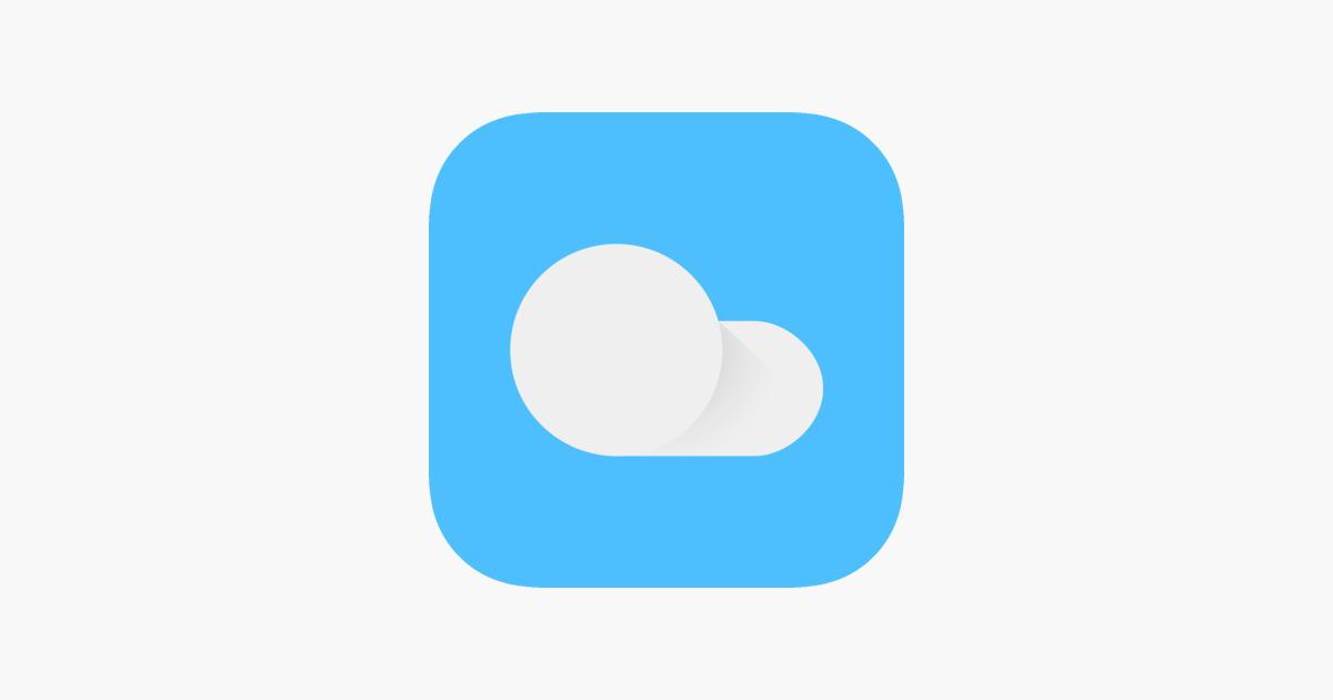 Widget Weather On The App Store