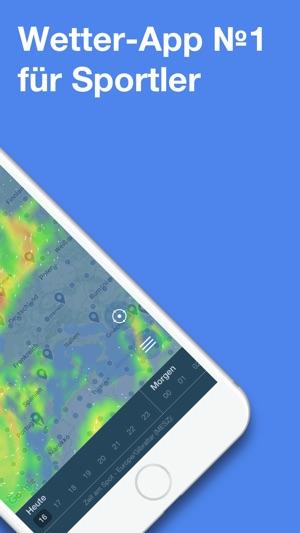 WINDY - Windvorhersage Screenshot