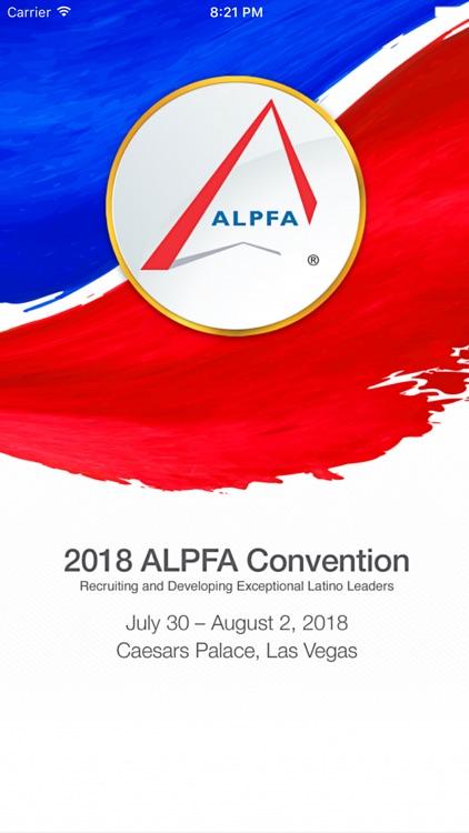 2018 ALPFA Convention
