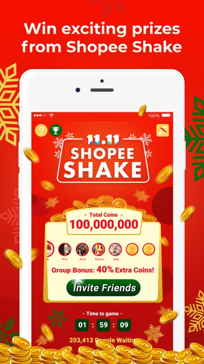 Shopee PH 11.11 Christmas Sale screenshot-3