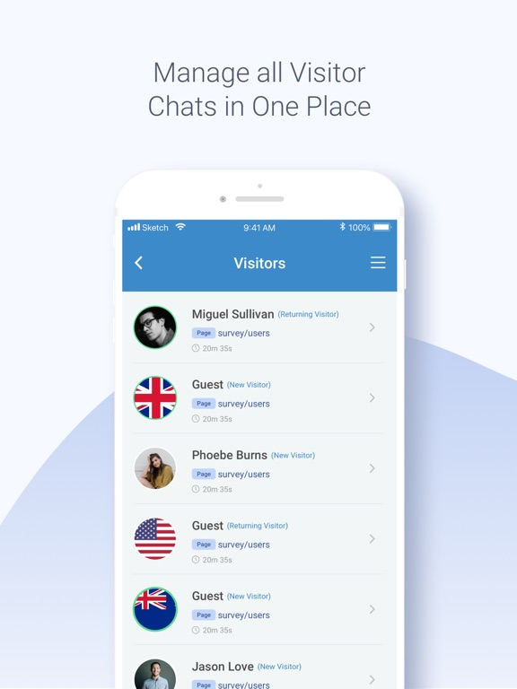 Live Chat Software by ProProfs