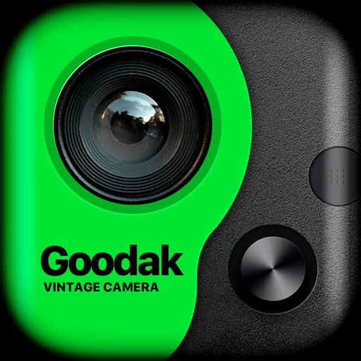 Goodak FX filters for pictures iOS App