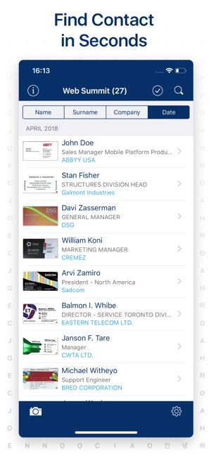 business card scanner pro on the app store screenshots colourmoves