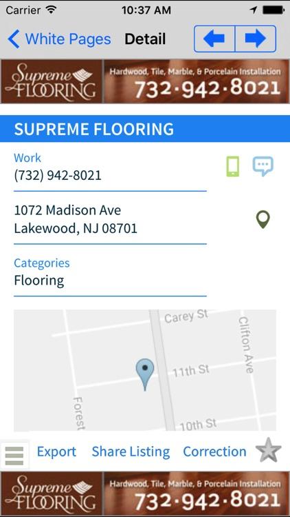 SmartList Local Directory screenshot-3