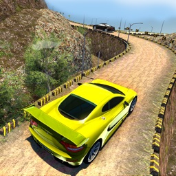 Off Road Sports Car Mountain Driving Simulator 3D