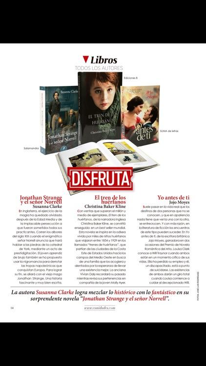 VANIDADES COLOMBIA Revista screenshot-4
