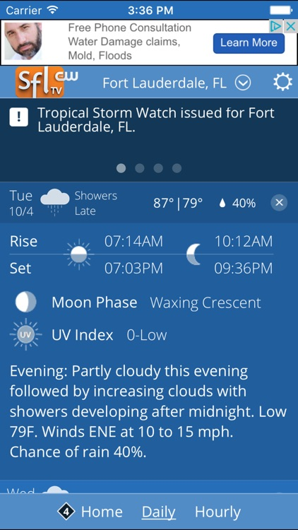 SFLCW Weather Funcast screenshot-1