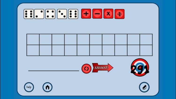 5 Dice Math Game screenshot-9