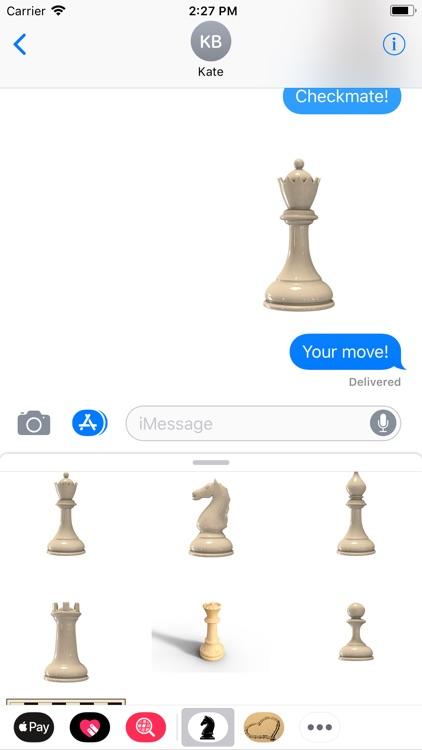 chess sticker pack screenshot-4