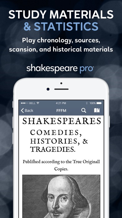 Screenshot #10 for Shakespeare Pro