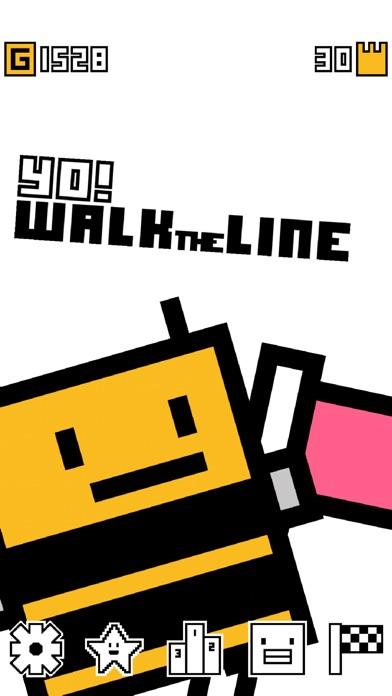 Yo! Walk the Line Screenshot 8