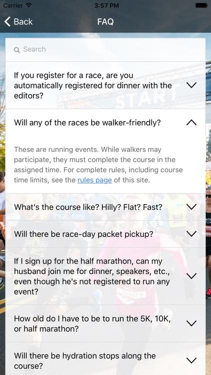 Runner's World Half