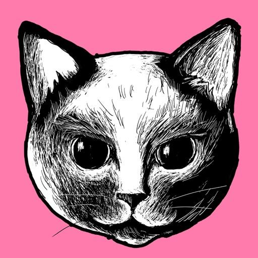 山手線黒猫宝探し