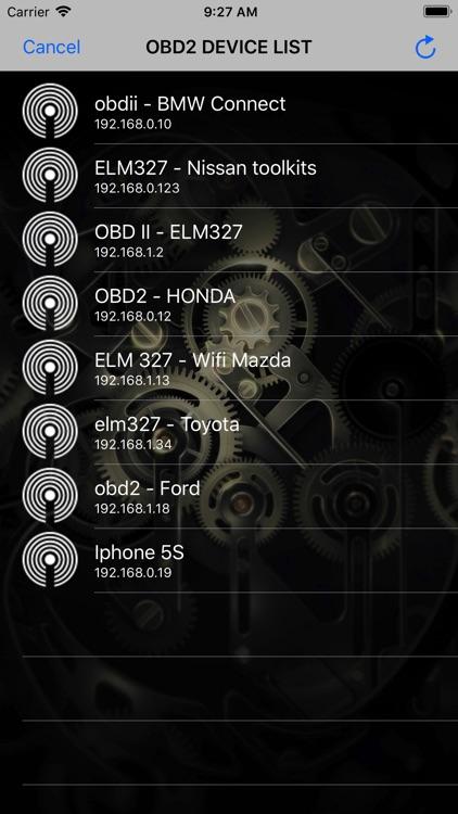 Engine OBD - Car Diagnostics