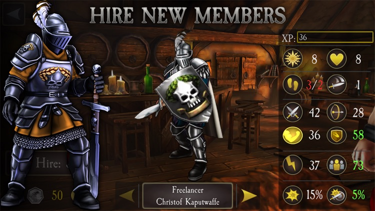 Mordheim: Warband Skirmish screenshot-3