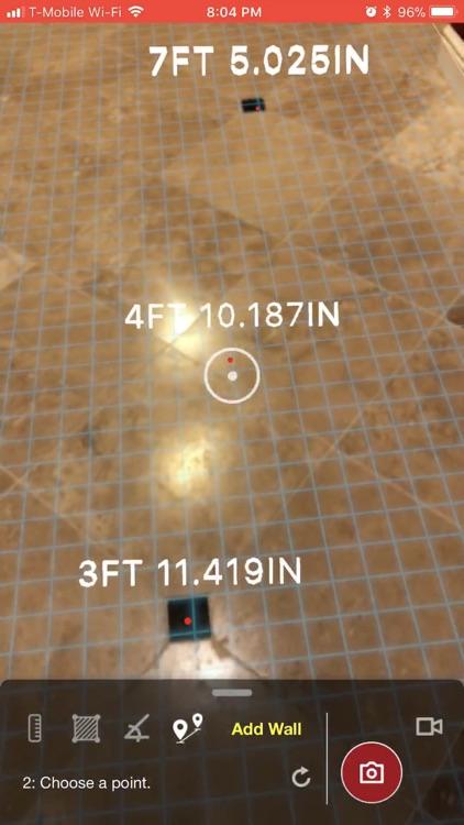 AR Tape Measure: Air Measure screenshot-4