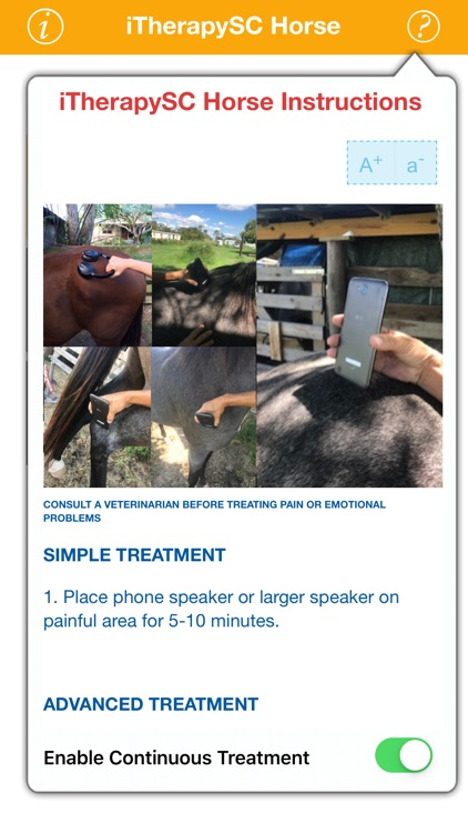 iTherapySC - Horse