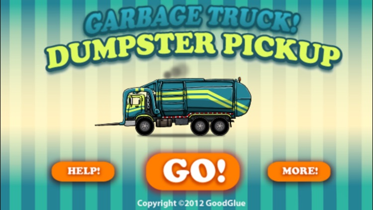 Garbage Truck: Dumpster Pick Up