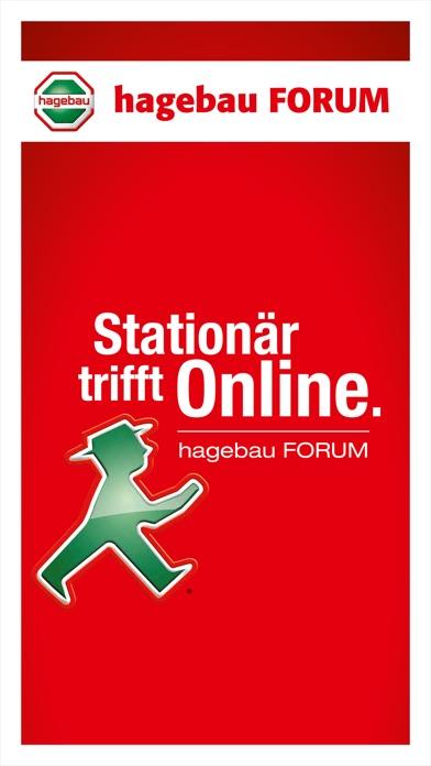 hagebau ForumScreenshot von 1