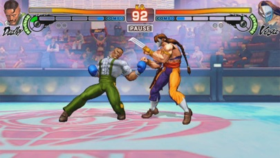 Screenshot for Street Fighter IV CE in Mexico App Store