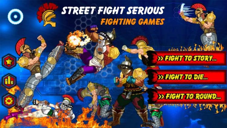 Street Fight Serious