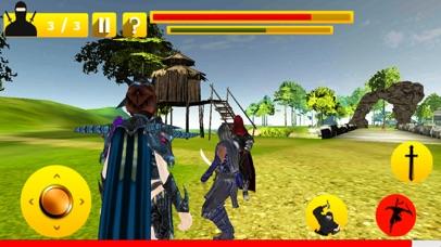Ninja Warrior Rescue screenshot 3