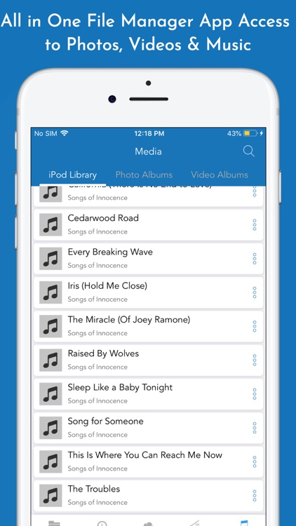 File Manager PRO - Documents screenshot-8